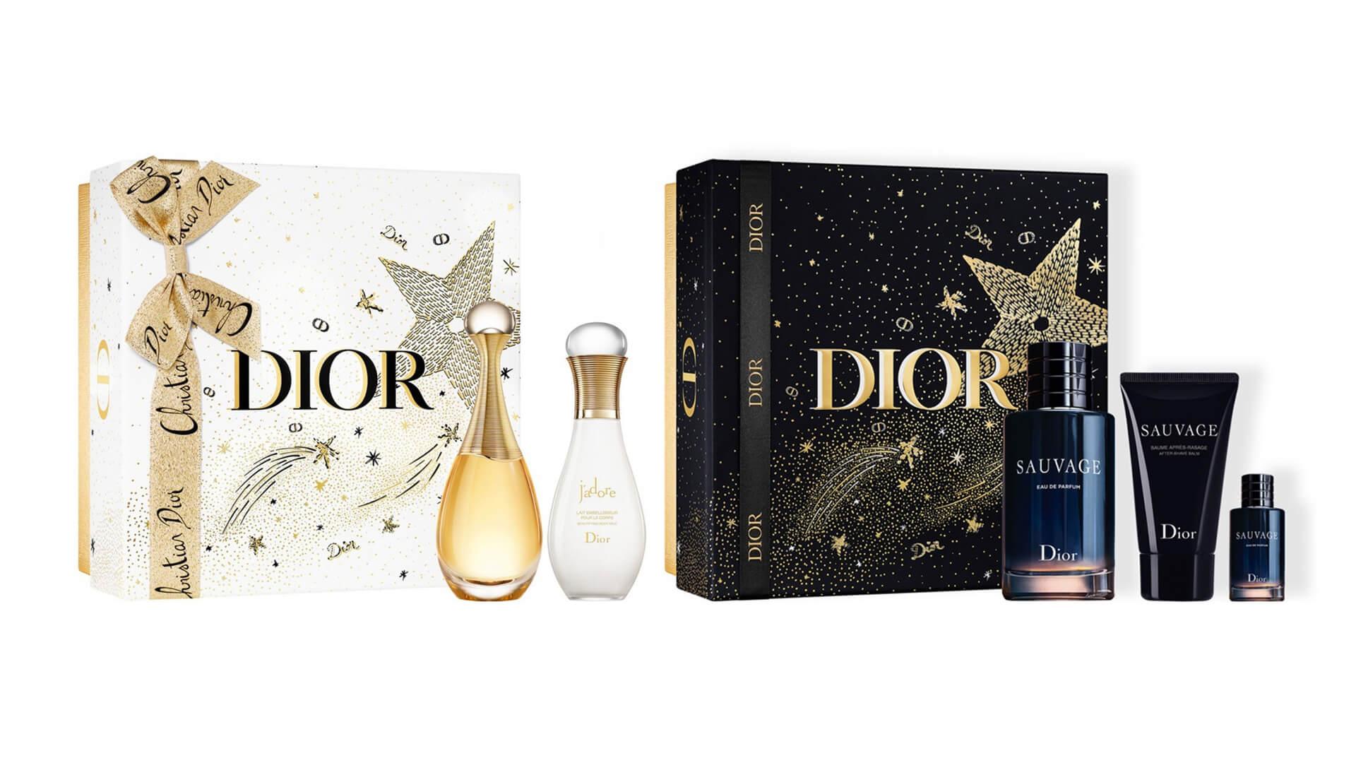 Illustration Xmas Dior 2020 6