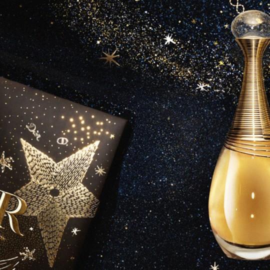 Illustration Xmas Dior 2020 7