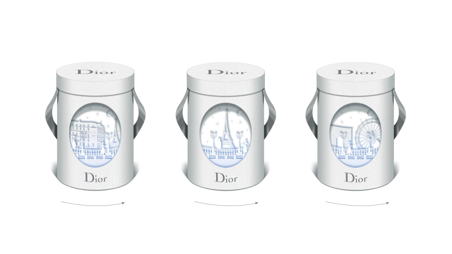 Lanterne Full Moon Festival Dior 3 Illustration Et Design Objet