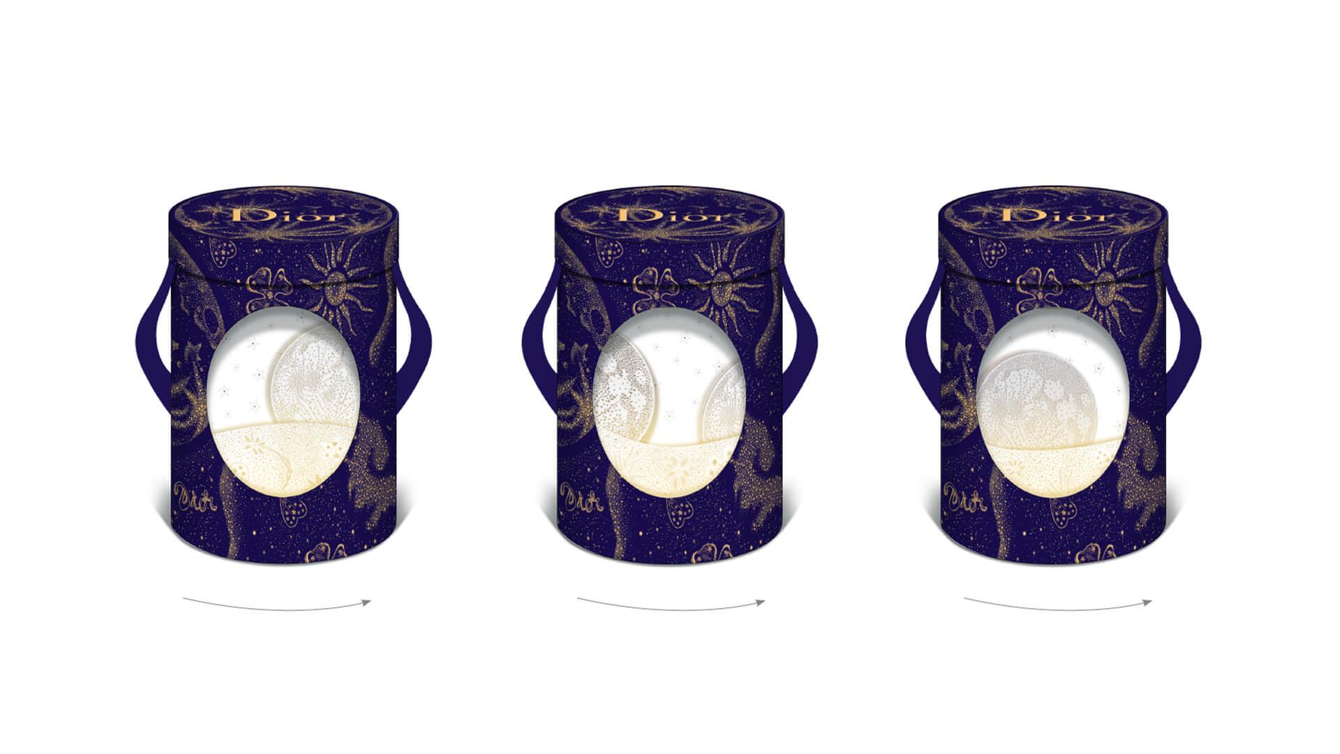 Lanterne Full Moon Festival Dior 4 Illustration Et Design Objet