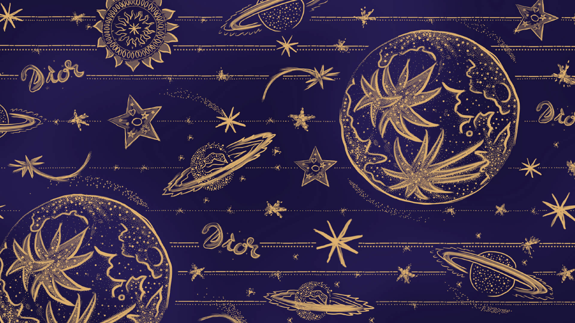 Lanterne Full Moon Festival Dior 5 Illustration Et Design Objet