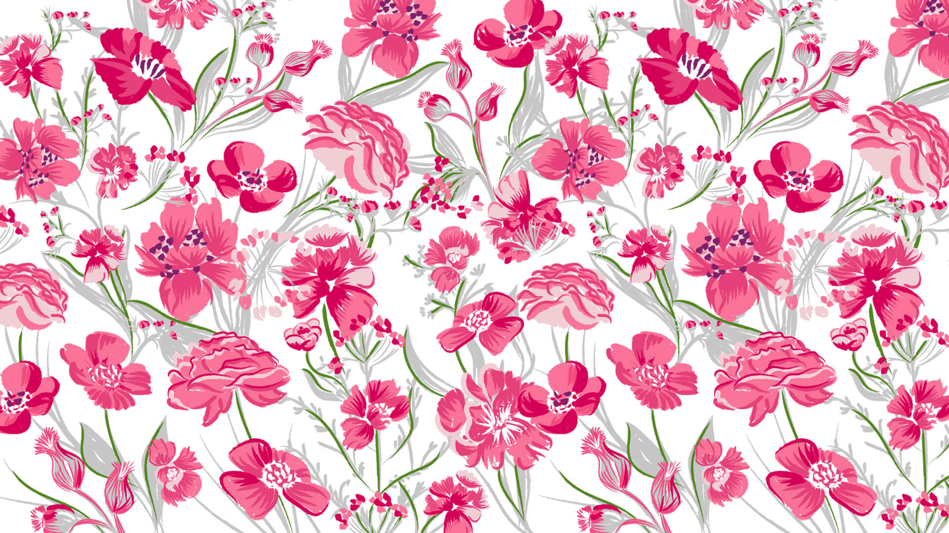 Pattern Floral 3