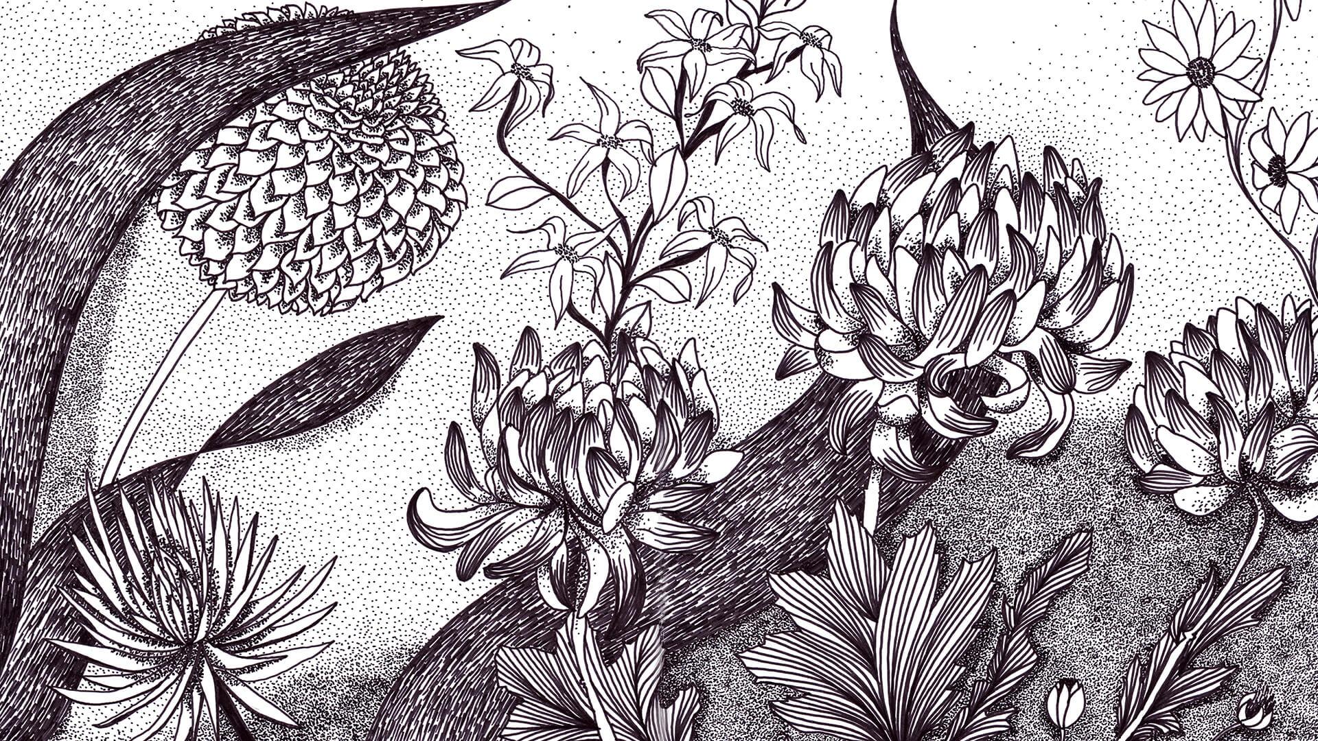 Pattern Floral 8
