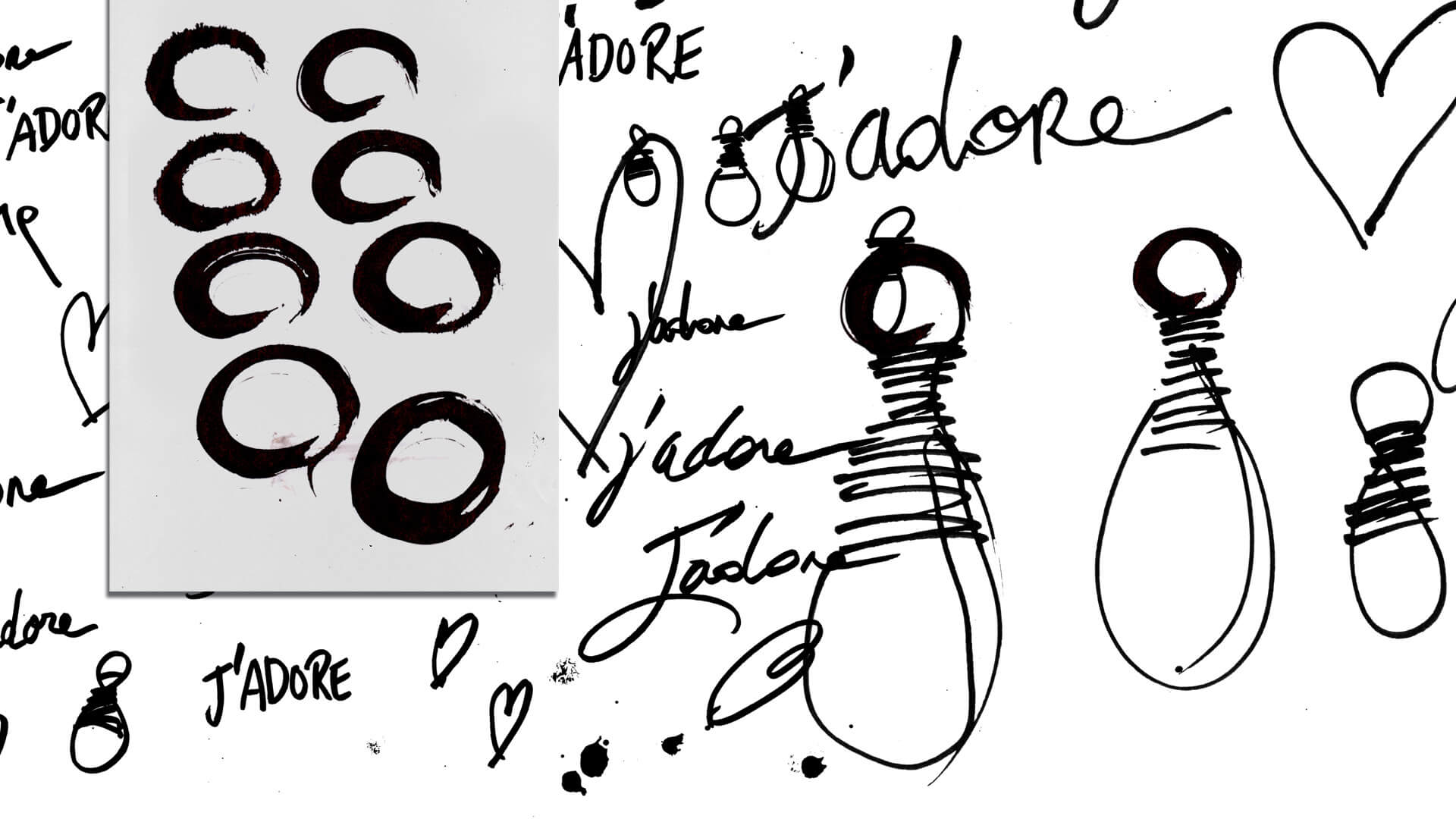 Typographie Manuscrite 2